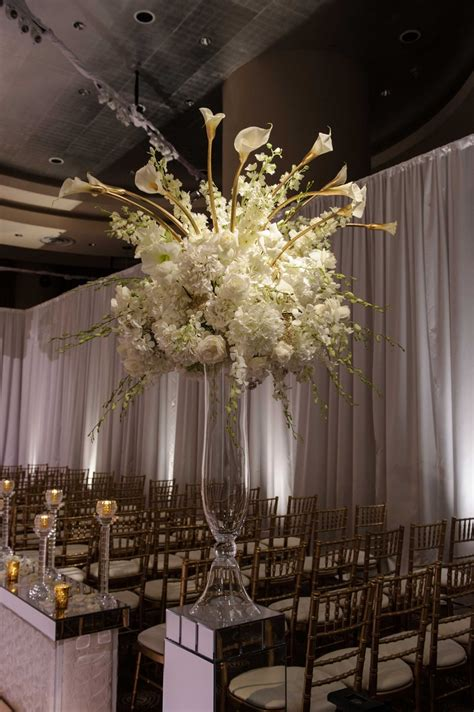 Wedding Aisle Arrangements by Ceremony D 233 Cor Photos Ceremony Flower Arrangement