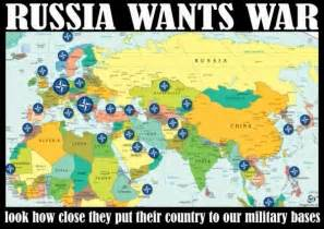 cold war 2 has begun the us and nato are deliberately