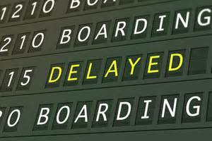 Flight Delays Delayed Airline Passengers Benefit From Eu Ruling