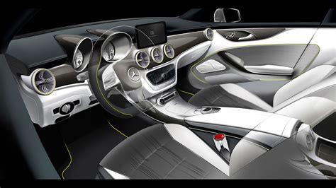 future mercedes interior mercedes benz concept style coupe design interior sketch
