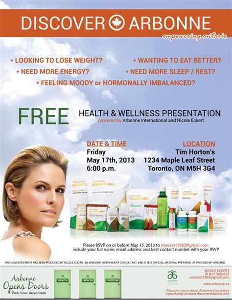 10 Fantastic Psd Arbonne Flyer Template Designs Free Premium Templates Free Skin Care Brochure Templates