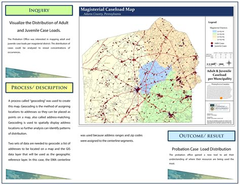 caseload distribution caseload distribution