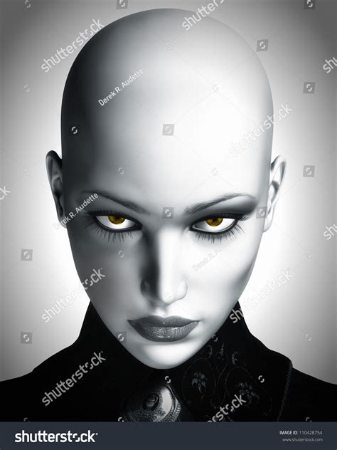 black white futuristic a photo realistic black and white digital illustration of