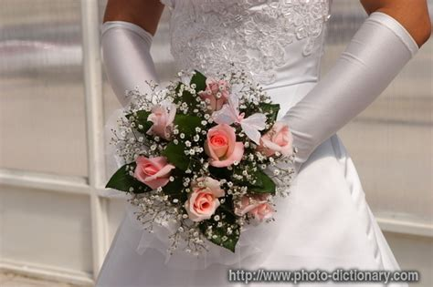 Wedding Bouquet Definition bridal bouquet photo picture definition at photo