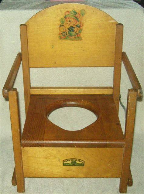 Antique Potty Chair by 1000 Images About Vintage Potty Chair On