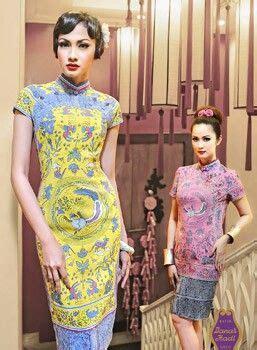 Batik Danar Hadi Pa 235 batik yellow and blue batik indonesia