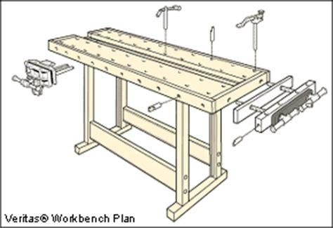 veritas bench plans lee valley tools