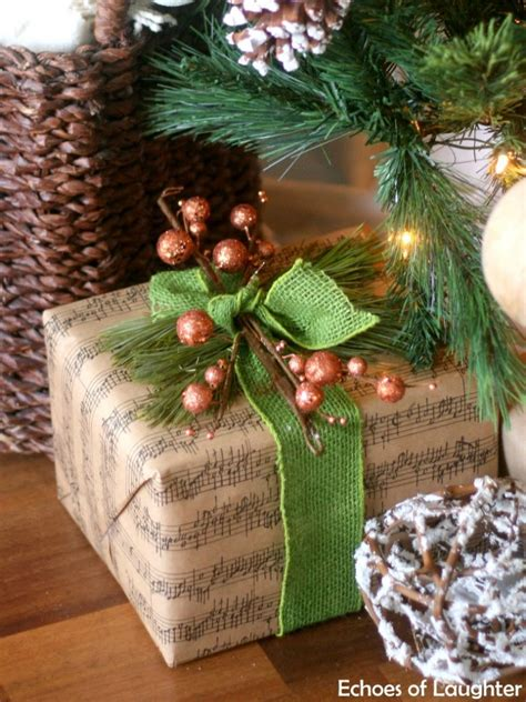 copper green gift gift wrapping idea 9 other fantastic