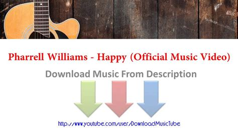download mp3 free happy pharrell williams download pharrell williams happy official music video