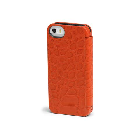 p iphone 5s fedon 1919 p iphone 5s flap croco leather