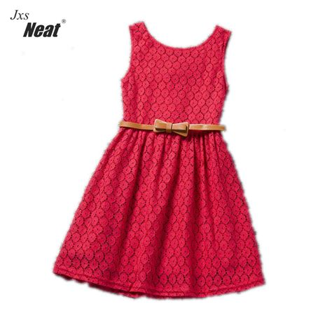 7 Sweet Dresses For Your Baby by Children Dress Clothing Lace Dress Summer Sleeveless