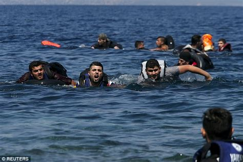 the boat was drowned refugees who drowned off the greek coast could do nothing