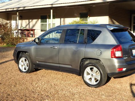 2013 Jeep Compass Latitude Review 2013 Jeep Compass Review Cargurus