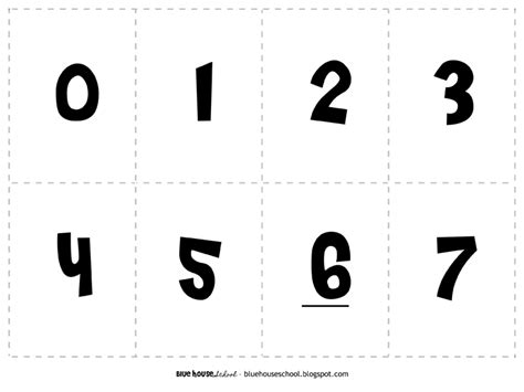 printable math number cards number cards 1 20 for singapore math 1a images frompo