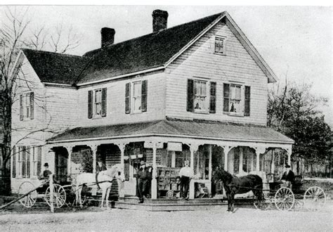 Massapequa Post Office historical town photos town of oyster bay