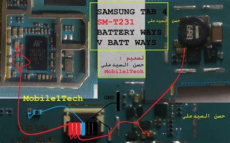 Ic Power Samsung Tab 4 samsung galaxy tab 4 sm t231 power problem solution