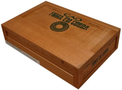 Fuma Box buy cao fuma em corda toro at small batch cigar