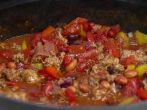 jamie s award winning chili recipe jamie deen food network