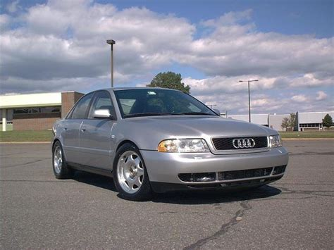 audi a4 b5 bumper a4 b5 bumper s4 rs4 without the side flares
