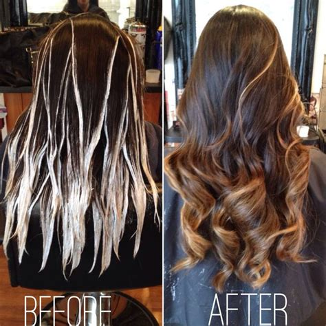 best techniques best 25 balayage technique ideas on baylage