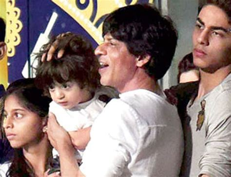 Shah Rukh Khan's heart-warming message for his sons on ...