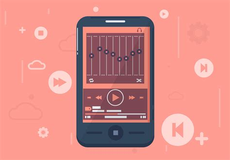 stock mobili mobile app gui background illustration free