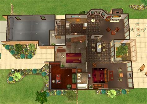sabrina the teenage witch house plan sabrina the teenage witch house floor plan mod the sims rustic del sol
