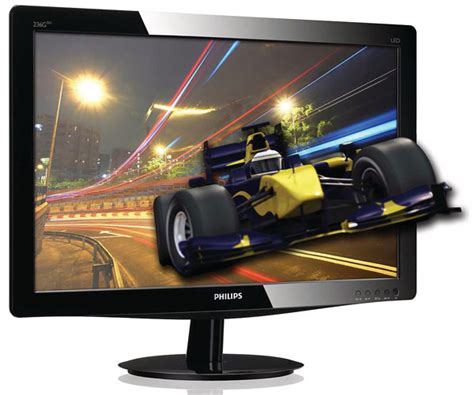 Philips 236g3dhsb 23 Inch 3d philips has released a 23 3d display philips 236g3dhsb