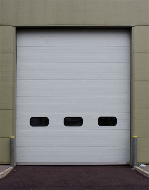 overhead sectional door k1250 insulated sectional overhead door insulated