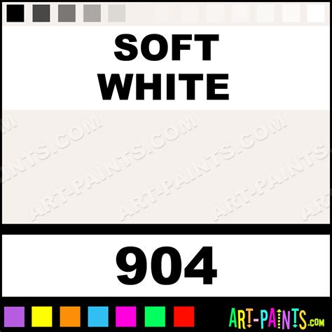 soft white color soft white decorative acrylic paints 904 soft white