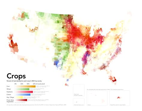 agriculture map of usa land use in agriculture our world in data