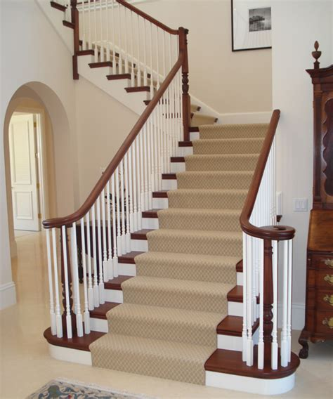 Pictures Of Banisters Stairway Installation