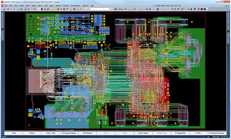 automatic pcb layout design software multi board pcb systems design mentor graphics
