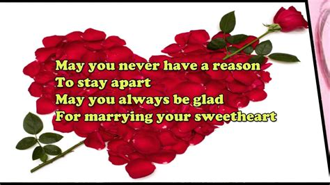 Wedding Wishes Whatsapp Message by Best Wishes For Wedding Sms Whatsapp