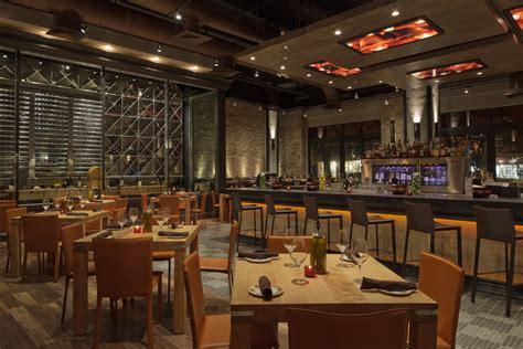 award winning cibo restaurant interior coral gables