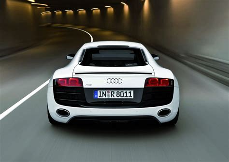 Audi s8 5.2 fsi quattro. Best photos and information of modification.