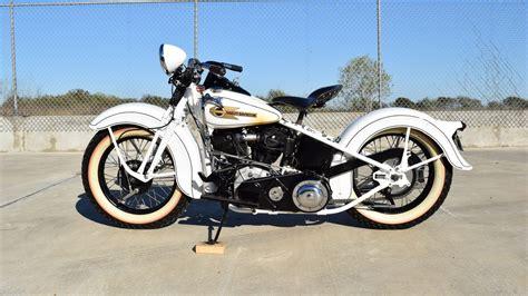 Knucklehead Harley Davidson by 1937 Harley Davidson Knucklehead El F289 Las Vegas