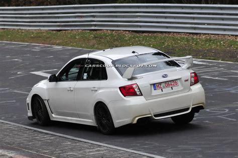2010 Subaru Sti Specs by The Car Spied 2011 Subaru Impreza Wrx Sti Spec C Sedan