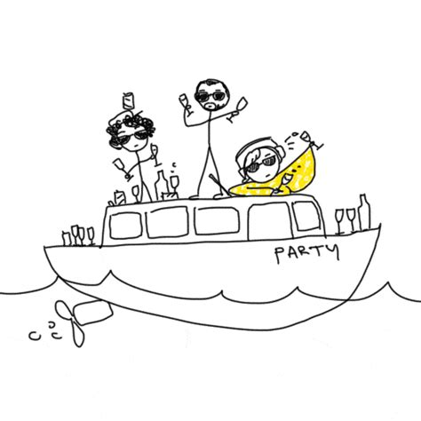 party boat gif party gifs find share on giphy