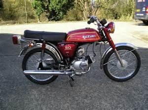 Suzuki Ap50 For Sale Restored Suzuki Ap50 1976 Photographs At Classic Bikes