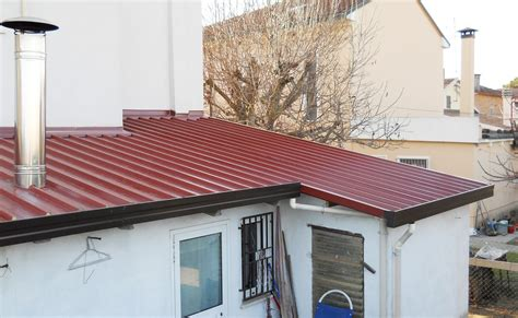 tettoie coibentate tettoie con pannello coibentato finto coppo e tettoia
