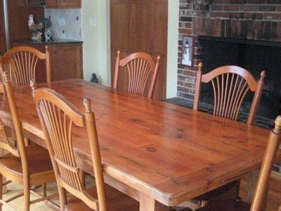 country style pine table and chairs made our country style pine table in customers home