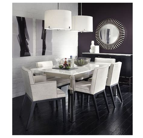 white quartz dining table chairs for a white quartz dining table