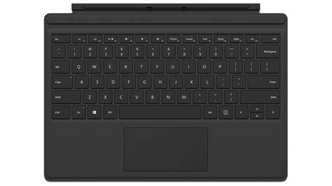 Microsoft Surface Pro 4 Type Cover Garansi 1 Tahun 3 surface type cover a laptop keyboard to get work done