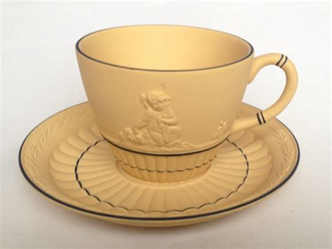 Roy Black 3049 by Nivag Collectables Black On Cup And Saucer