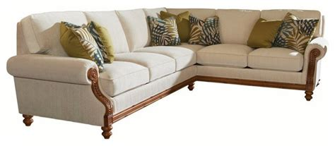 tropical sectional sofas tommy bahama home island estate west shore sectional