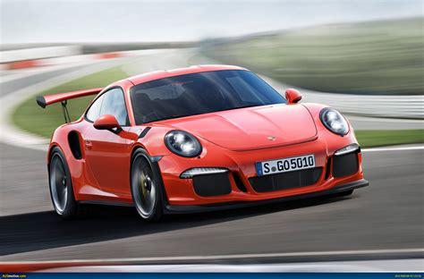 Ausmotive Com 187 2015 Porsche 911 Gt3 Rs Revealed