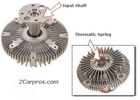 what is a fan clutch word of caution burnt fan motor jeep commander forums