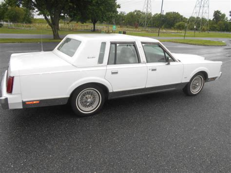 auto air conditioning repair 1986 lincoln continental lane departure warning service manual 1986 lincoln town car how do you adjust idle solenoid service manual 1989