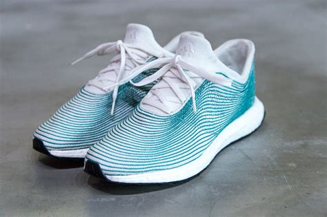 Adidas X Parley | closer look at adidas parley sustainable shoe hypebeast